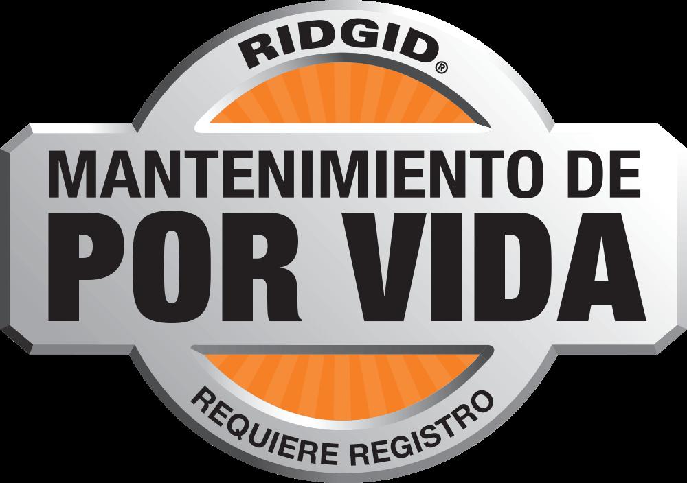 ridgid logo. lsa es ridgid logo